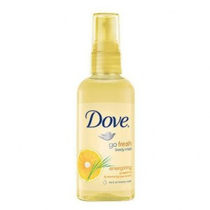 Dove Energizing Body Mist