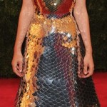 Carey Mulligan in Prada! She brought the light with her! She was literally glowing.