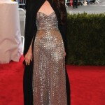 Singer, Lana Del Ray made her MET Gala debut in Joseph Altuzarra.