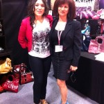 Red Lovo! Gorgeous accessories and family run! They were featured in Joey Bevan's show!
