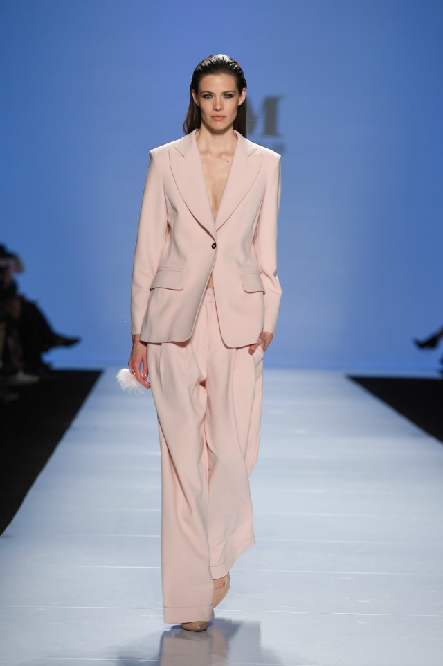 Hilary Macmillan, Toronto Fashion Week, Vegan clothing, womens pant suit
