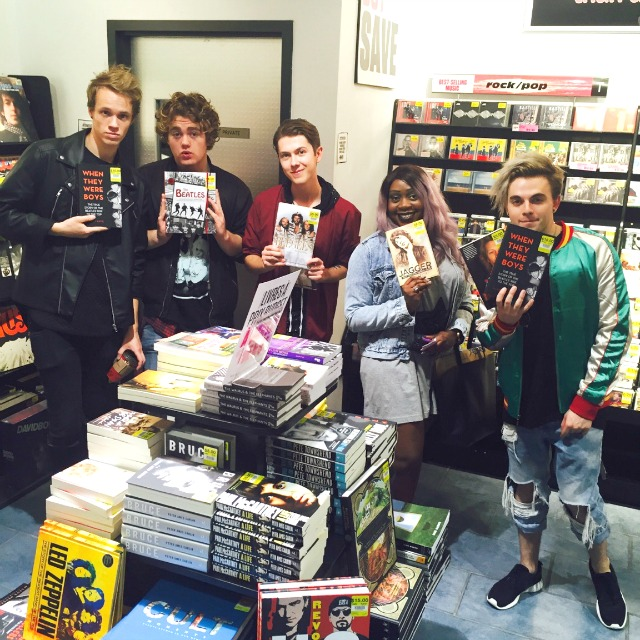 Panicland, bad word, canadian music, band, rock music, Hmv, Shopping